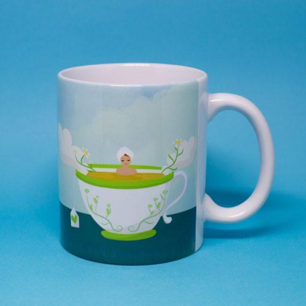 Caneca Chá