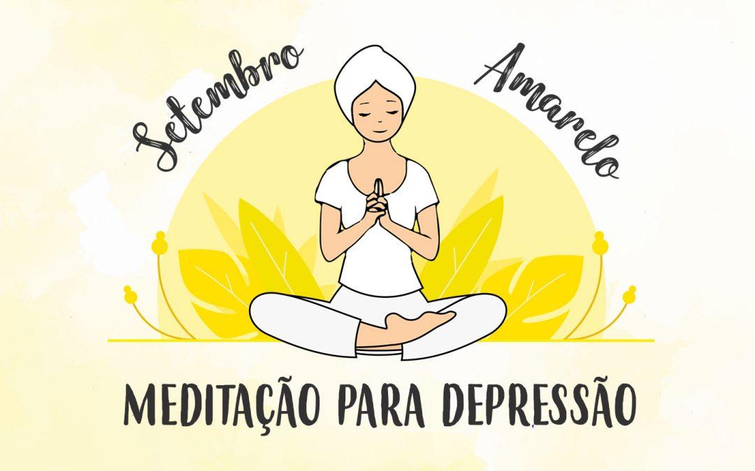 Setembro Amarelo: Meditação para depressão | Kundalini Yoga