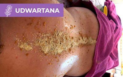 Udwartana | Casa Lavanda